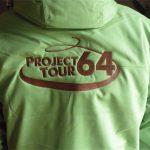 Manteau Homme Project Tour 64