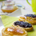 Petit Déjeuner – Confiture de Peche Roussane et Cerise Noire